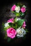 Roses toujours de durée Images stock