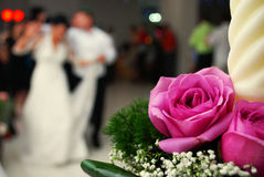 ROSES FOR WEDDING Stock Photography