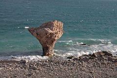 Roseto,卡拉布里亚 免版税库存照片