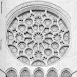 Rosetta del Notre Dame Fotografie Stock