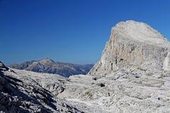 Rosetta Peak Lizenzfreies Stockfoto