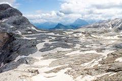Rosetta peak Stock Image