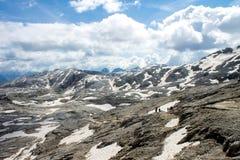 Rosetta peak Stock Images
