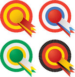 Rosette Stock Images