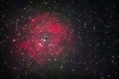 Rosette Nebula Royalty Free Stock Image