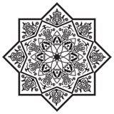 Rosette pattern Stock Photos