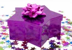 rosetten för askgåvapinken formade stjärnan Royaltyfri Foto