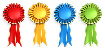 Rosettes Royalty Free Stock Photo