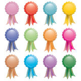 Rosettes Stock Images