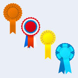 Rosettes Stock Photography