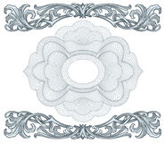 Rosettes design elements vector Stock Photos