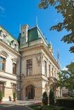 Rosetti - Roznovanu Palace Stock Images