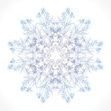 Rosettprydnad vektor illustrationer