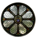 Rosewindow Royalty Free Stock Photography
