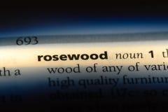 rosewood zdjęcia stock