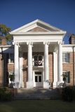 Rosewood Inn. The front entrance to a Southern Mansion Royalty Free Stock Images