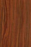 Rosewood (textura de madeira) Fotografia de Stock Royalty Free