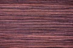 Rosewood. Texture of red rosewood veneer, seamless royalty free stock images