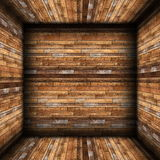 Rosewood textured interior backdrop Stock Image