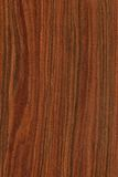 Rosewood (wood texture). Texture of rosewood (high-detailed wood texture series royalty free stock photography