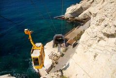 Rosh HaNikra Grottos - Israel Stock Photos