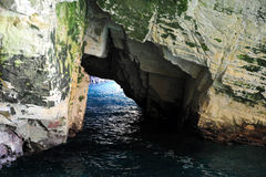 Rosh HaNikra Grottos - Israel Royalty Free Stock Photos