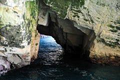 Rosh HaNikra Grottos - Israel Royalty Free Stock Photos