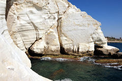 Rosh HaNikra Grottos - Israel Stock Photography