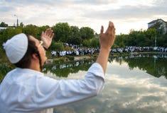 Rosh Hashanah, еврейский Новый Год Стоковое Фото