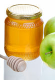Rosh Hashanah Honey Stock Image