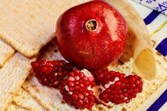 Rosh hashanah jewish holiday matzoh passover bread torah. Rosh hashanah jewish holiday passover jewish matzoh bread holiday matzoth celebration Royalty Free Stock Photos