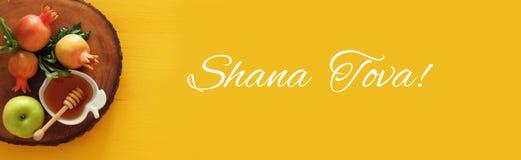 Rosh hashanah & x28;jewish New Year holiday& x29; concept Stock Image