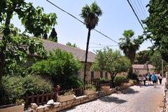 Rosh Pinna - Israel Royalty Free Stock Images