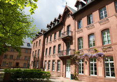 Rosheim, Alsace, Francja Fotografia Royalty Free