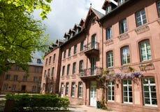 Rosheim Alsace, Frankrike Royaltyfri Fotografi