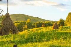 Rosia Montana. Landscape from Rosia Montana in Alba, Romania Royalty Free Stock Image