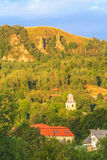 Rosia Montana Royalty Free Stock Photography