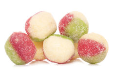 Rosie apple hard boiled candy Stock Photo