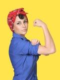 Rosie el remachador Fotografía de archivo