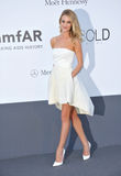 Rosie Huntington-Whiteley. At amfAR's 20th Cinema Against AIDS Gala at the Hotel du Cap d'Antibes, France May 23, 2013  Antibes, France Picture: Paul Smith / Stock Photo