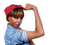 Free Rosie The Riveter Stock Images - 73311364