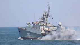 Rosja - łódź podwodna statek zbiory wideo