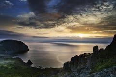 Rosja Daleki Wschód regionu morze Japonia Obrazy Royalty Free