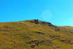 Rosja Kabardino-Barkar republika majestatyczne góry Północny Kaukaz! mnóstwo turyści od Rosja i cudzoziemski countri, obraz royalty free