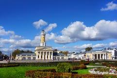 Rosja, Kostroma miasto Fotografia Stock