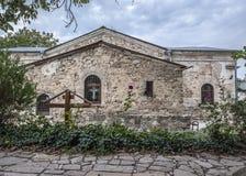 Rosja Krymski półwysep Ortodoksalny kościół Fotografia Stock