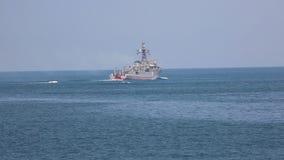 Rosja - morski trałowiec zbiory
