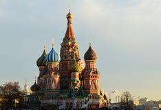 Rosja, Moskwa Zdjęcia Stock