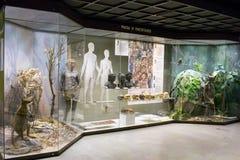 Rosja, Moskwa, Luty 21, 2017: Stanu Darwin muzeum Stuffe Obrazy Royalty Free