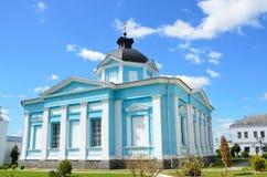Rosja, narodzenia jezusa Bobrenev monaster w Kolomna Zdjęcie Royalty Free